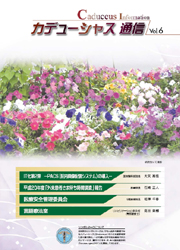 カデューシャス通信Vol6